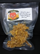 Dried Trinidad Scorpion Moruga Yellow - 1oz Pack